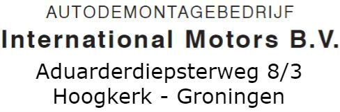 Autodemontage International Motors